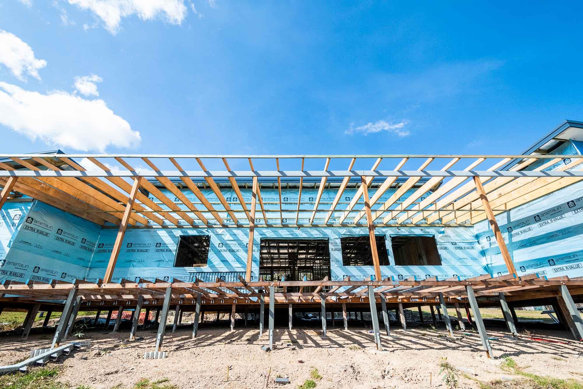 Home Build Laytons Road Nymboida